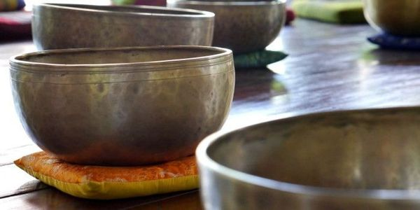 The belief of the people on Tibetan singing bowls